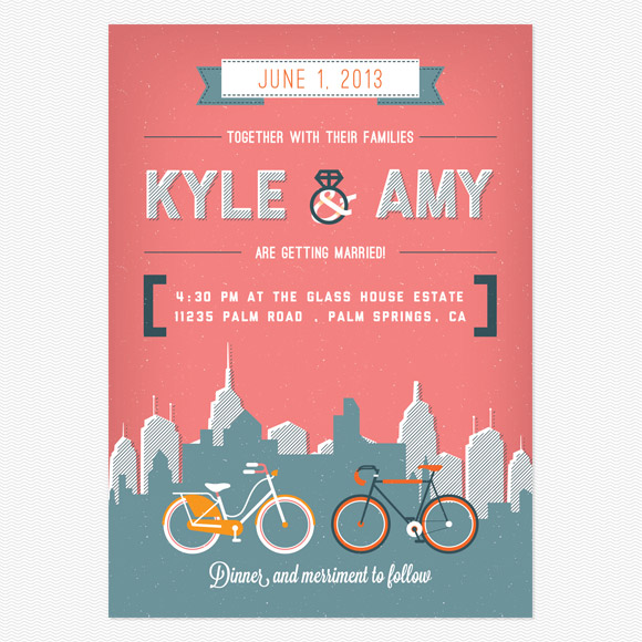 Wedding Invitations from Love vs Design