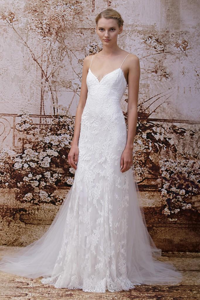 Monique Lhuillier's Fall 2014 Bridal Collection