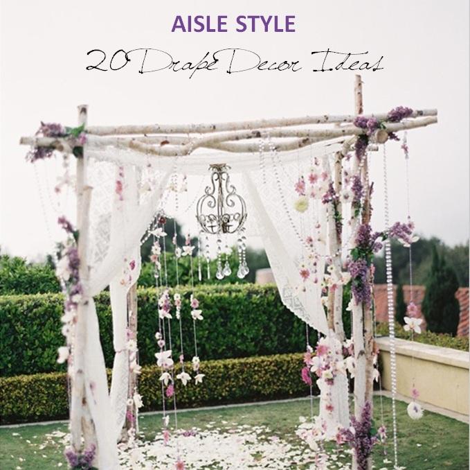 Aisle Style - Drapes