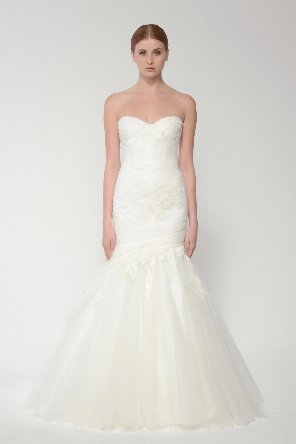 Monique Lhuillier Bliss Bridal Collection - BL 1401