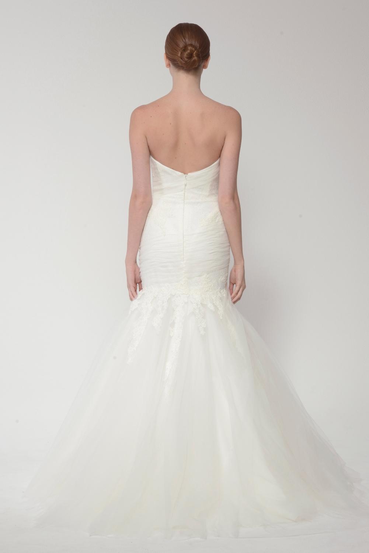 Monique Lhuillier Bliss Bridal Collection - BL 1401