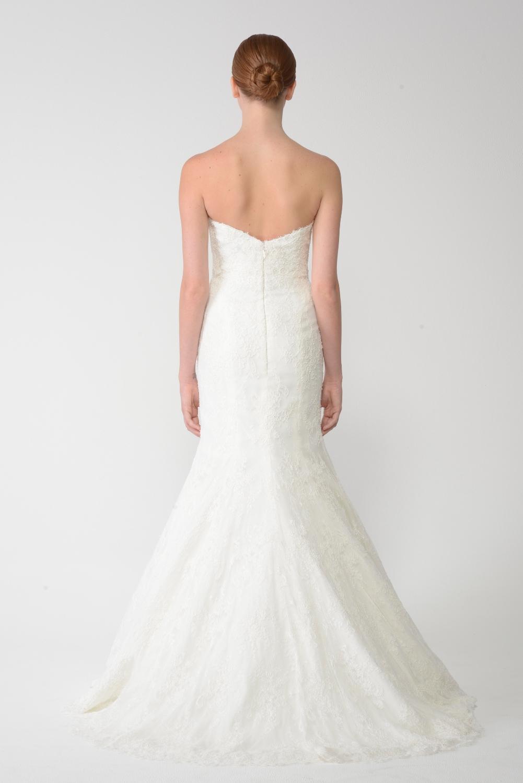 Monique Lhuillier Bliss Bridal Collection - BL 1404