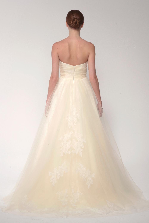 Monique Lhuillier Bliss Bridal Collection - BL 1412
