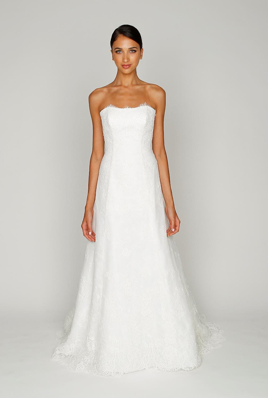 Monique Lhuillier Bliss Bridal Collection - BL1214