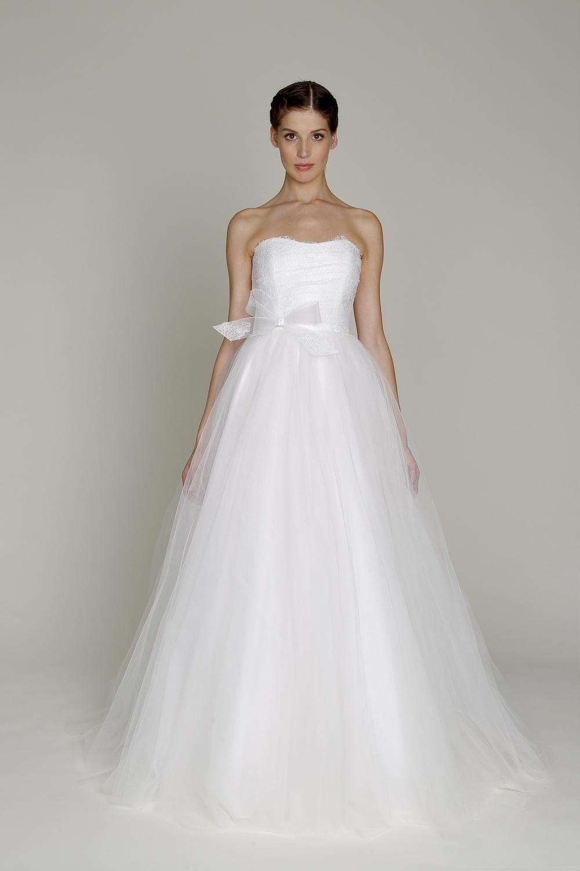 Monique Lhuillier Bliss Bridal Collection - BL 1308