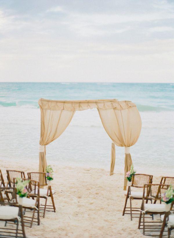 Aisle Style - Beach Drapes