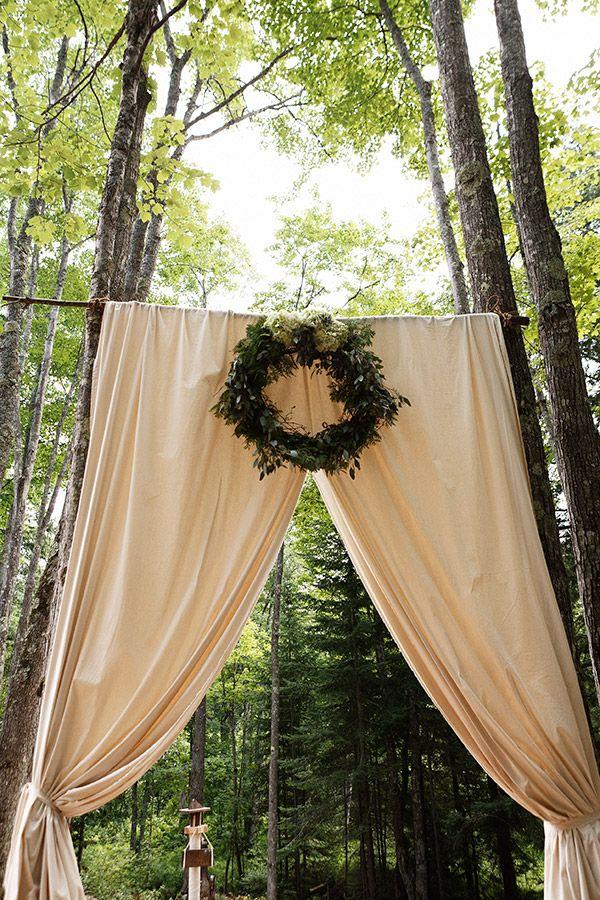 Aisle Style - Woodland Drapes