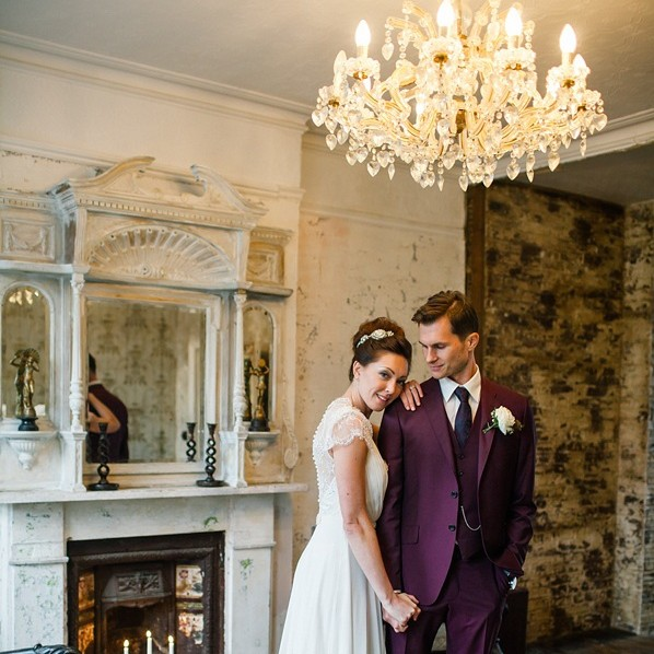 Jenny Packham Bride from Love My Dress