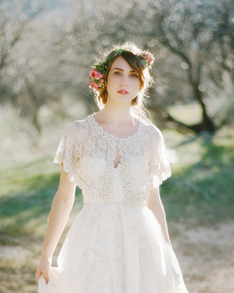 Bridal Capes, Coats & Cardis