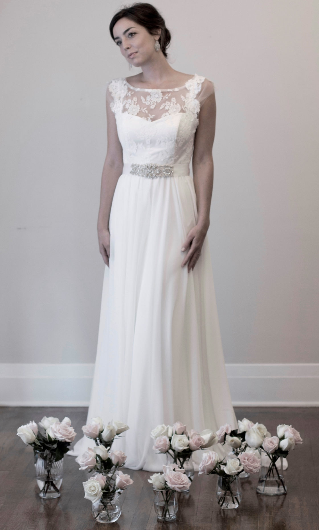 Rose & Delilah's Ophelia Wedding Dress