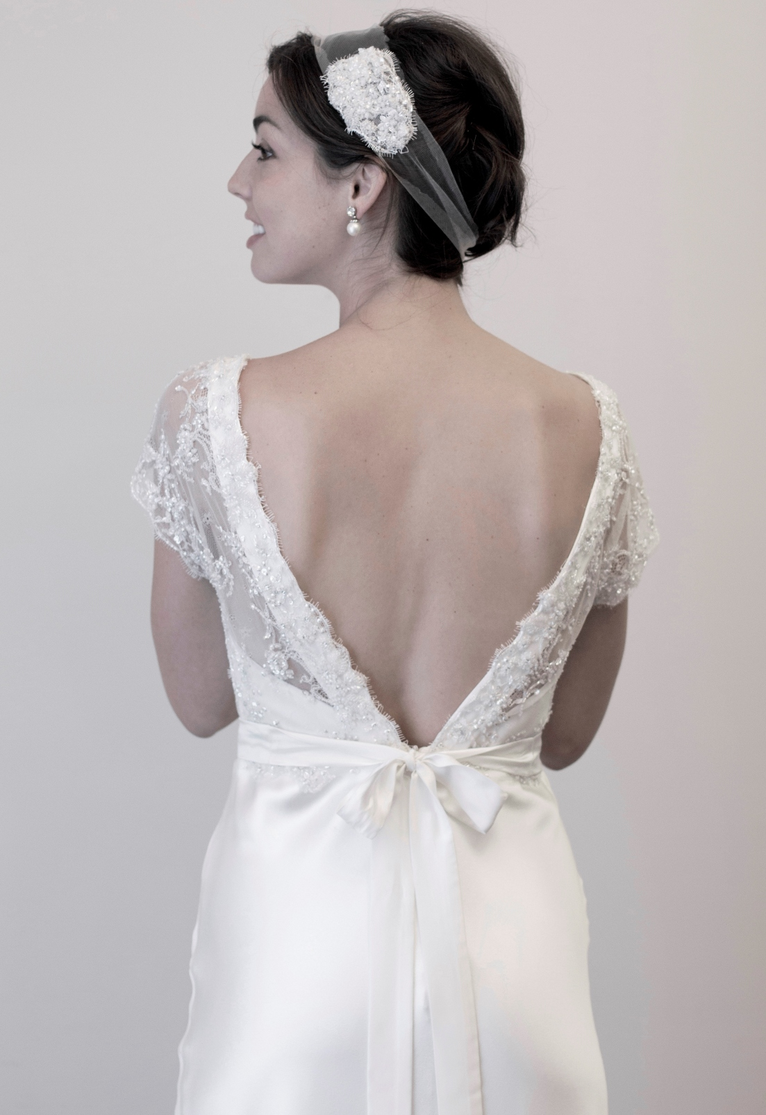 Rose & Delilah's Petot Wedding Dress