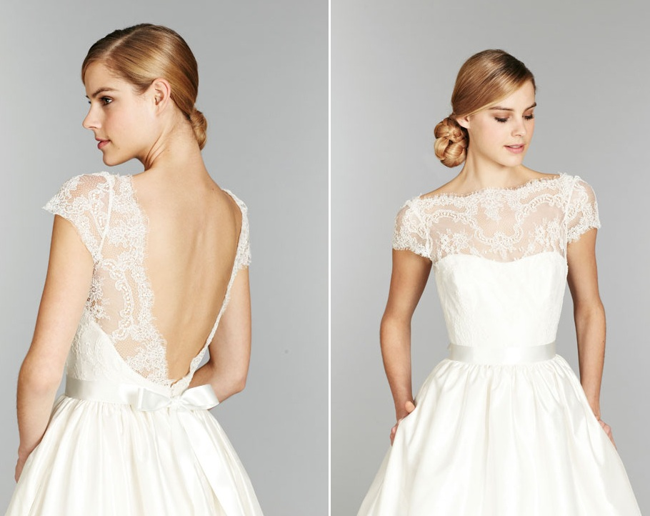 Tara Keely Ball Gown Wedding Dress with Pockets