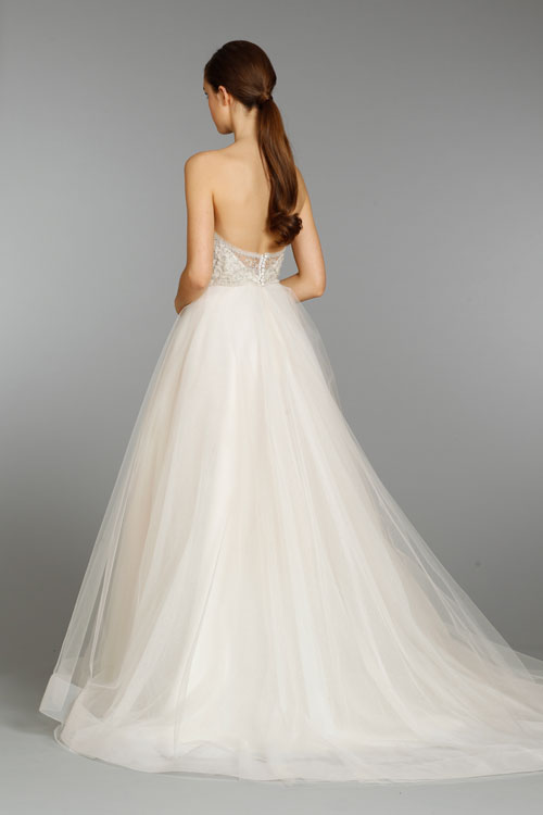Tara Keely Bridal Tulle Ballgown