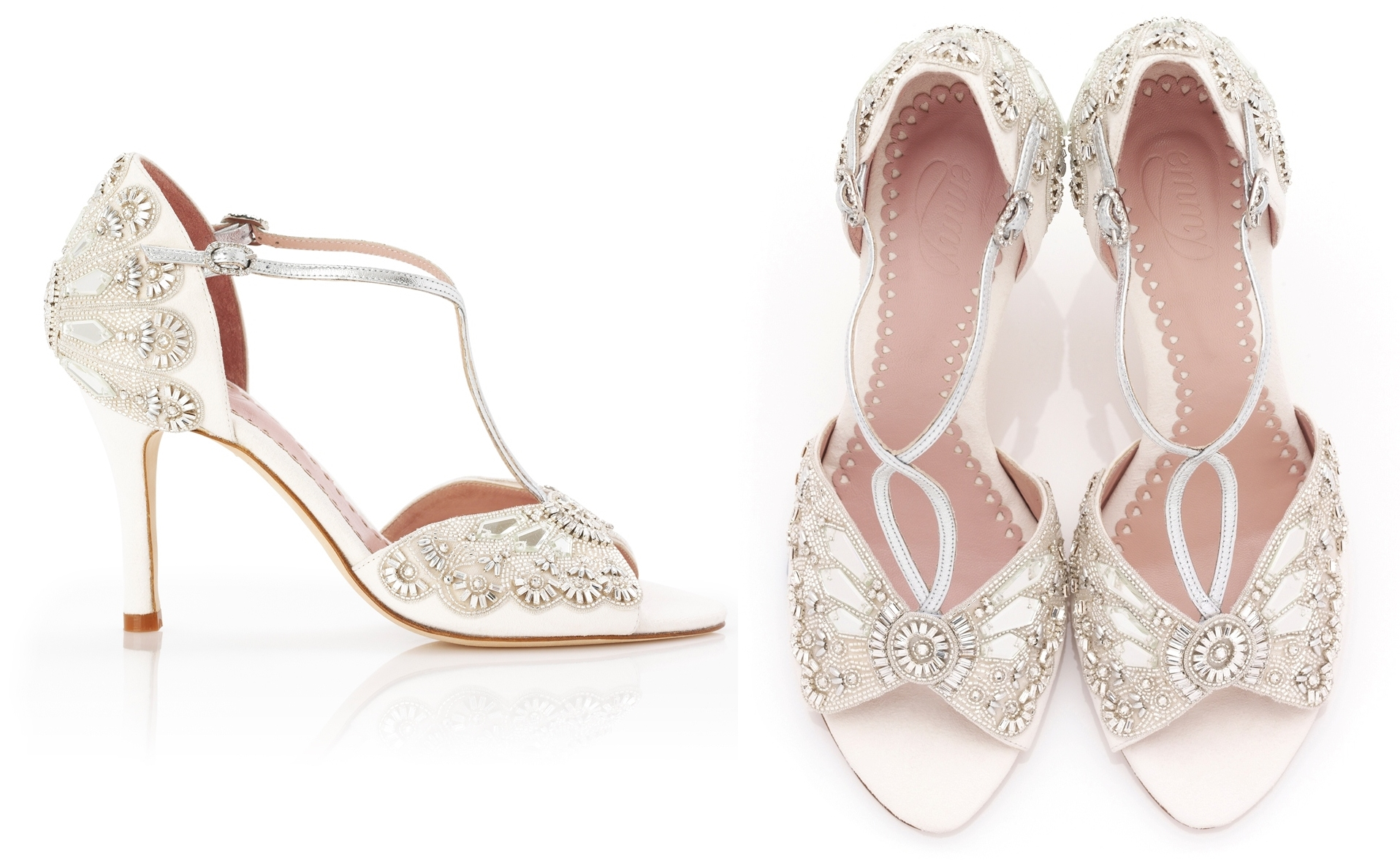 Cinderella in Ivory from the Celeste Collection by Emmy