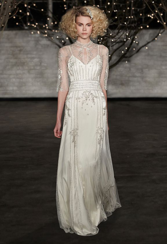 Jenny Packham's Alexia from her Spring 2014 Collection