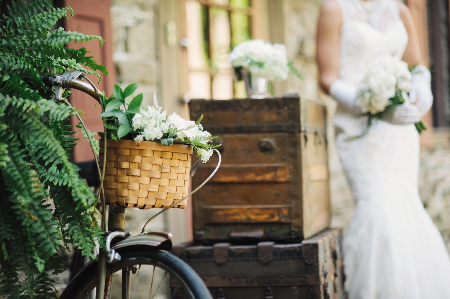 Downton Abbey Wedding Inspiration from Kimberly Brooke Photography