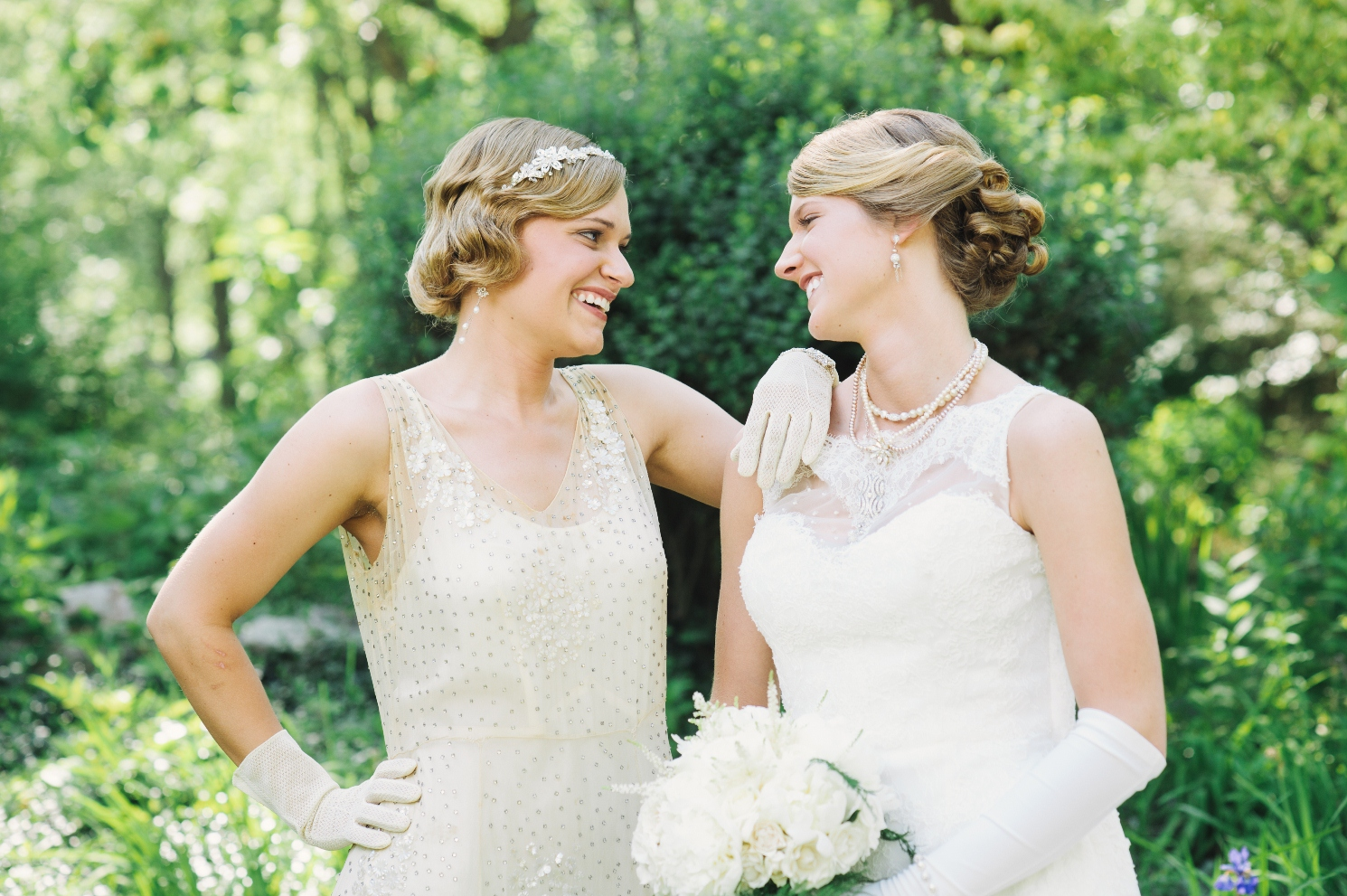 Downton Abbey Wedding Inspiration from Kimberly Brooke Photography