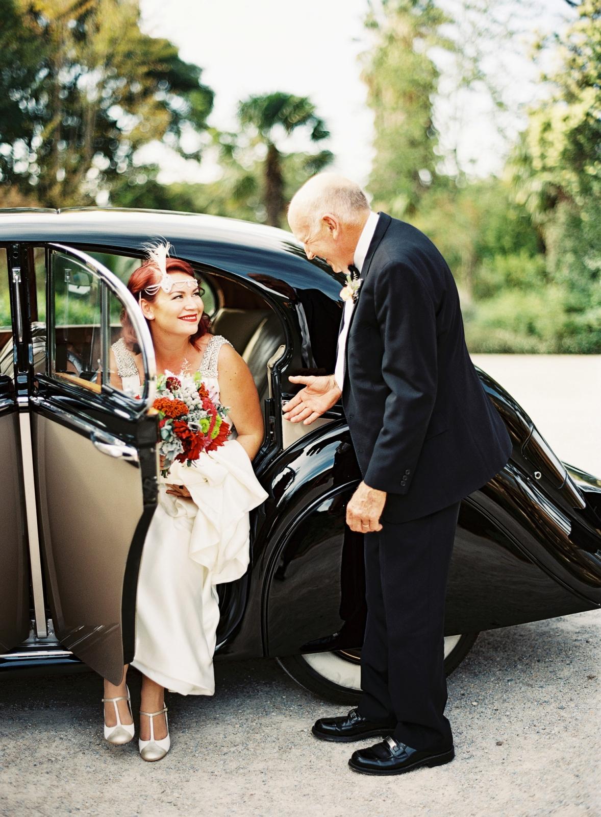 A Decadent Art Deco Wedding by Stewart Leishman