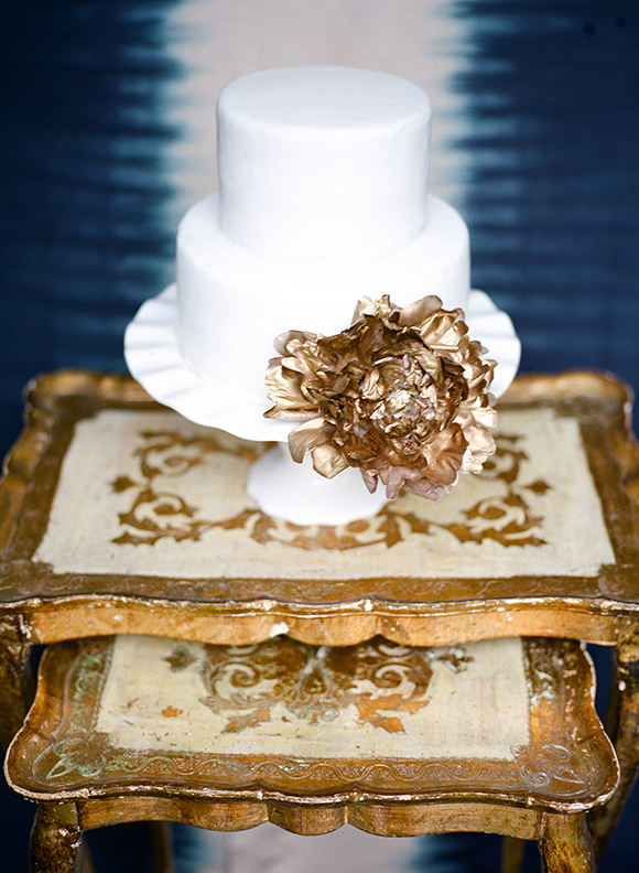 Biltmore Estate Garden Wedding Inspiration Shoot