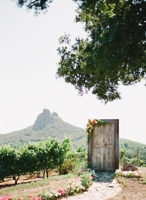 Aisle Style - Doors