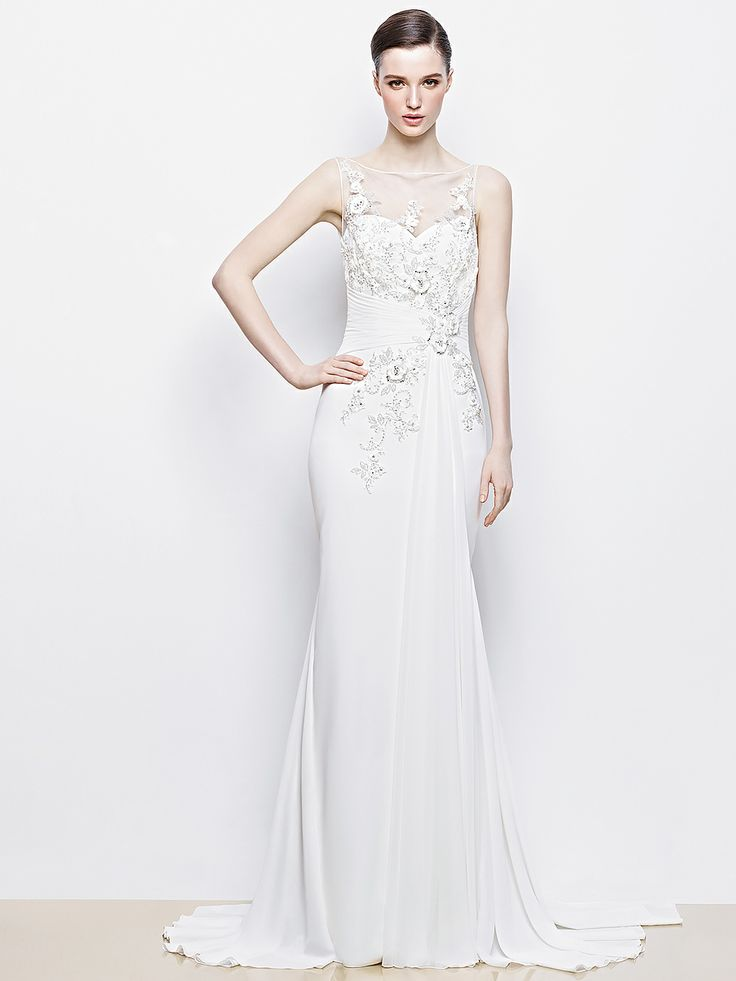 Exquisite Embellishment - Enzoani Isebella