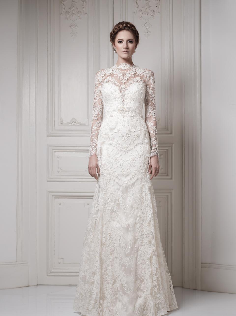 Exquisite Embellishment - Ersa Atelier Inocente Irene