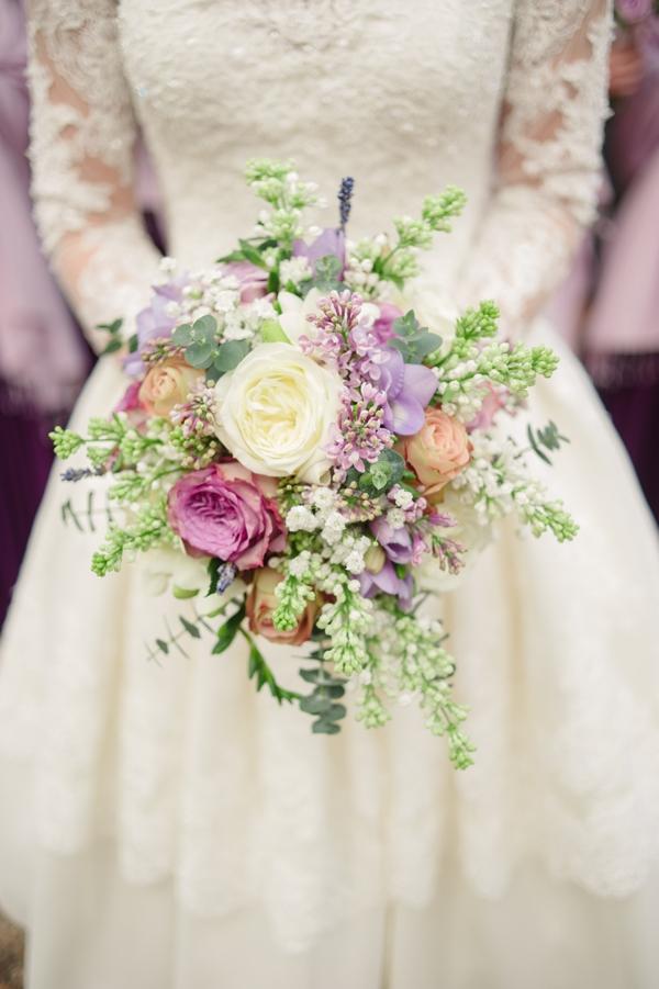 Scent & Flowers Post