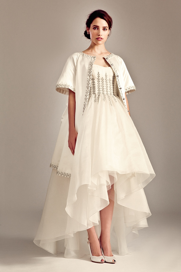 Chic and Short - Temperley London 2014 Collection