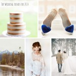 Top Wedding Trends for 2014