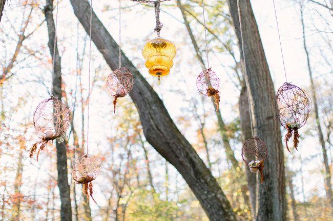 Aisle Style - Backdrops - Lanterns