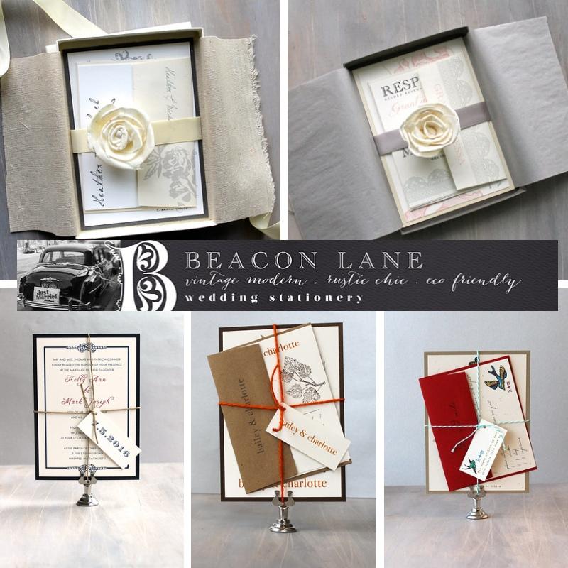 Beacon Lane Wedding Stationery
