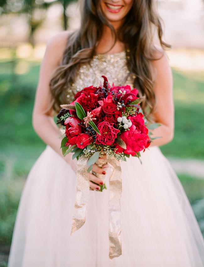 Valentines Day Inspired Bouquet