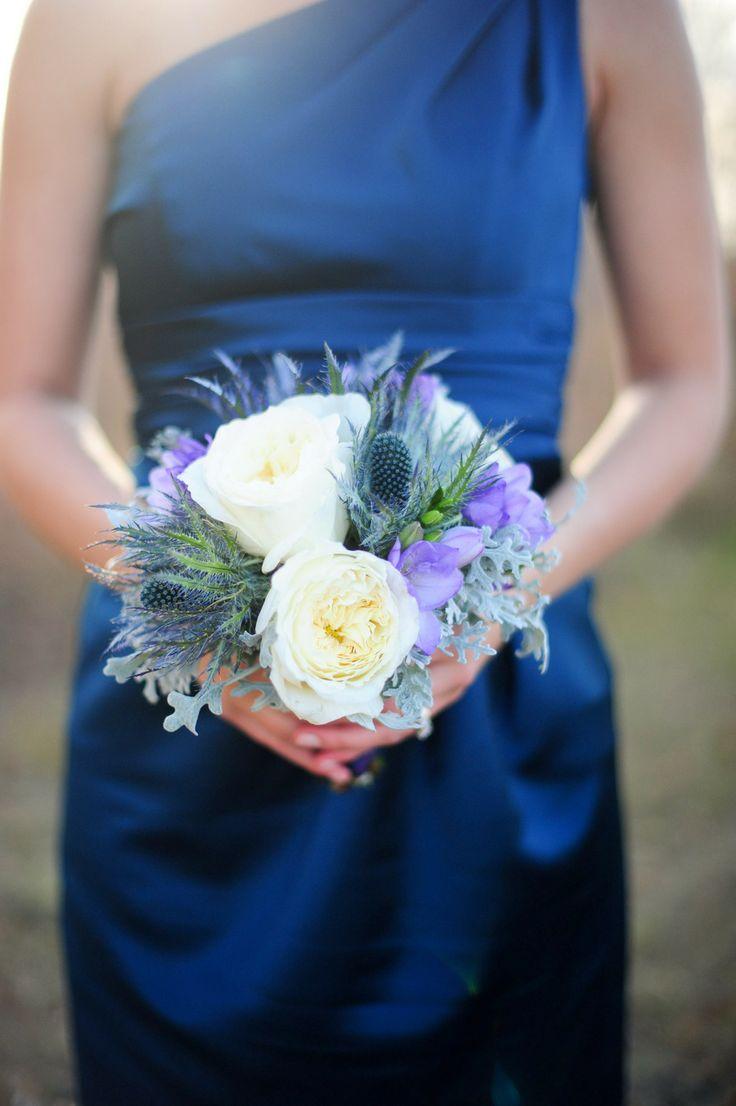 Dazzling Blue Bouquet