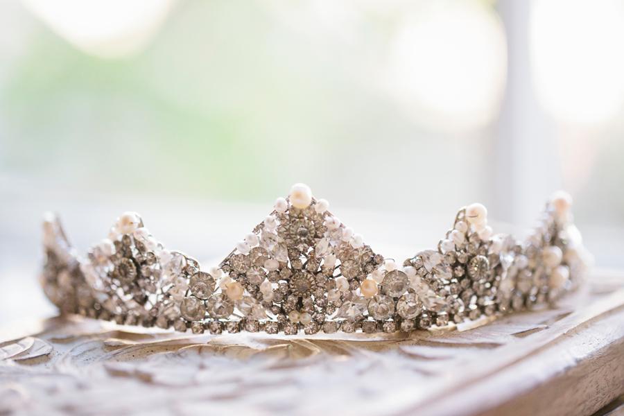 Eglantine Bridal Tiara