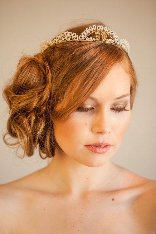 Mignonne Handmade Cyroselle Crown
