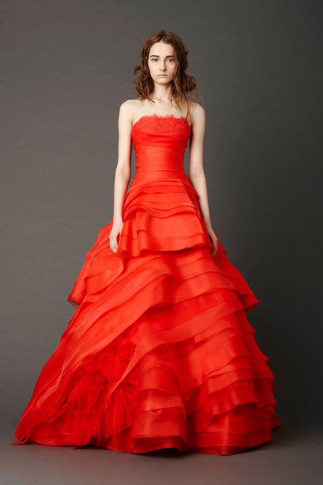 Valentines Day Dress - Vera Wang's Kimberley