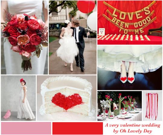 Valentines Day Inspiration Board