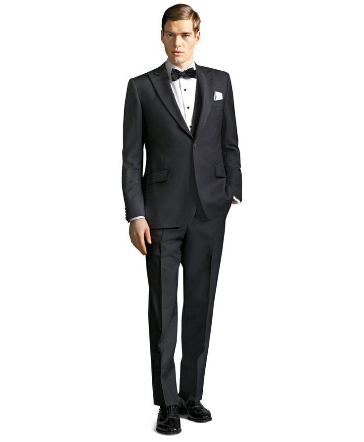 1920s Great Gatsby Groom - Tuxedo