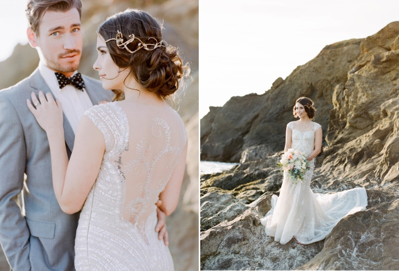 Snippets, Whispers & Ribbons Wedding Dresses - Manuel Mota Wedding Dress