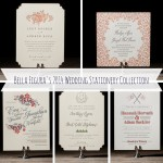 Bella Figura's 2014 Wedding Statioinery Collection