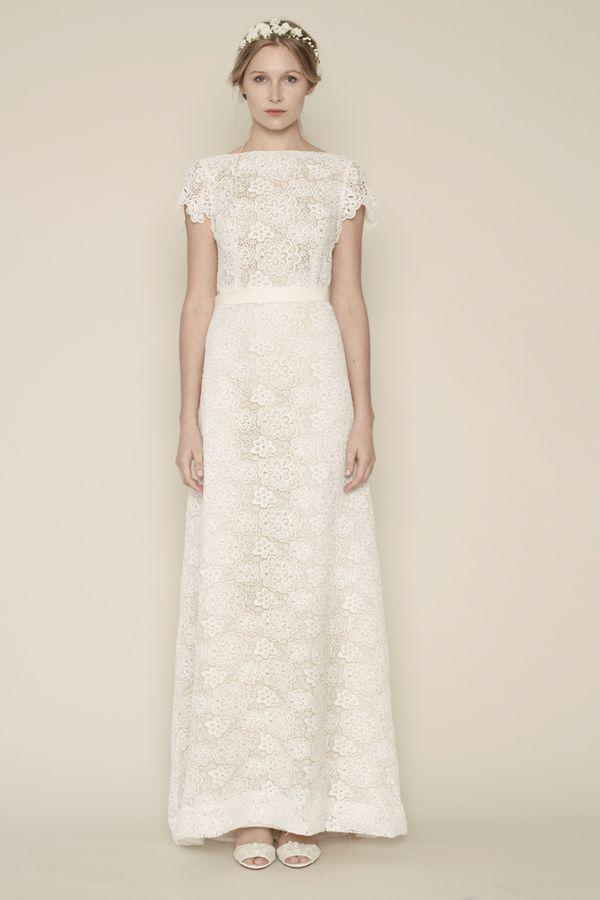 Bella Wedding Dress from Rue De Seine