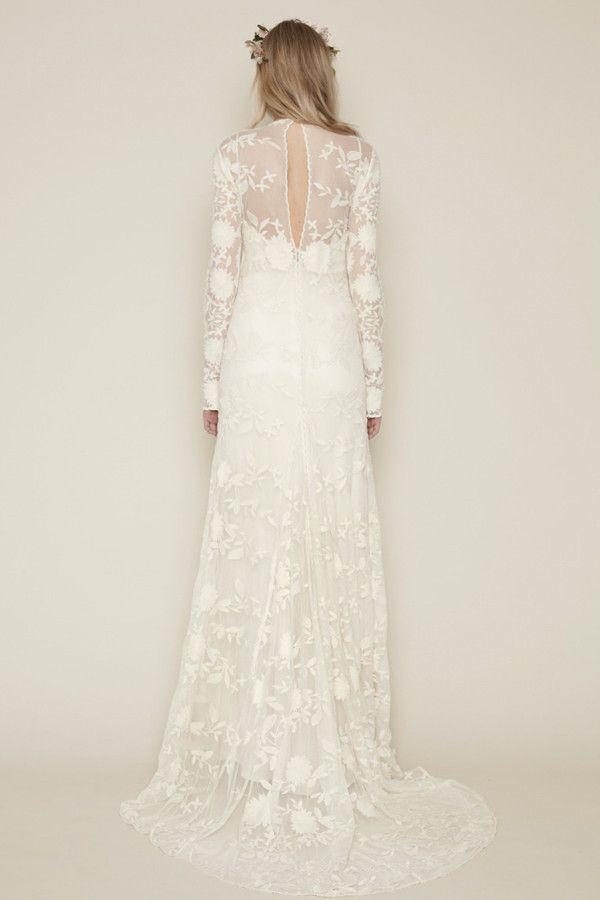 Chloe Wedding Dress from Rue De Seine