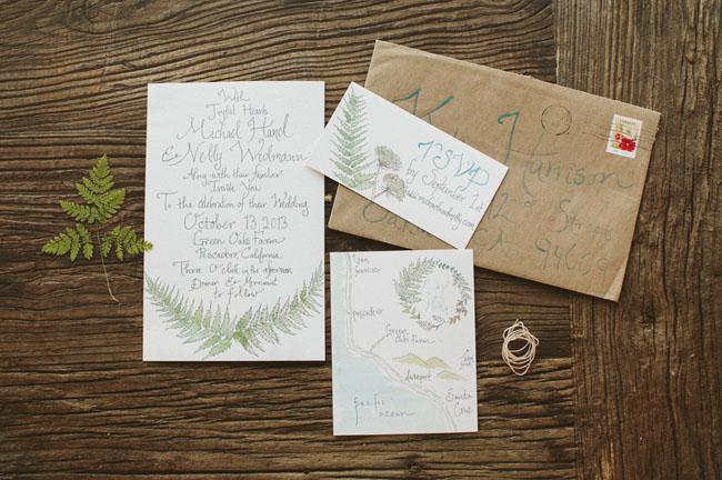 DIY Wedding Invitations for a Dreamy Farm Wedding