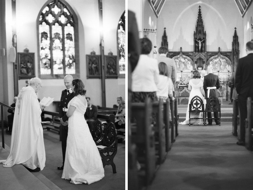 A Stylish 1940s Inspired Wedding from Taylor & Porter