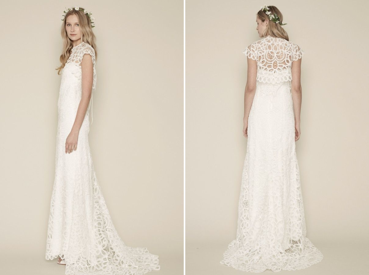 Juliette Wedding Dress From Rue De Seine