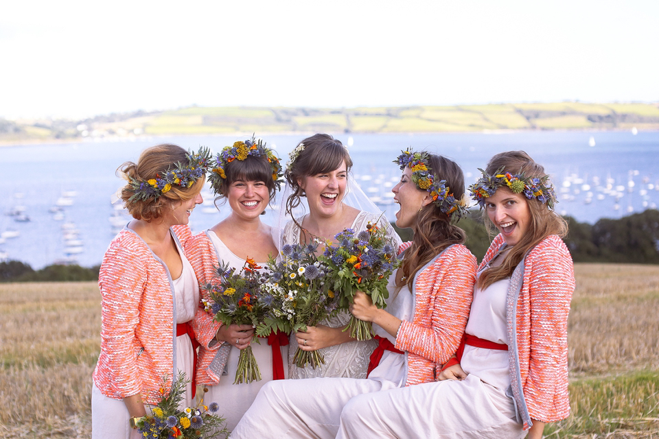 Bridesmaids Coverups