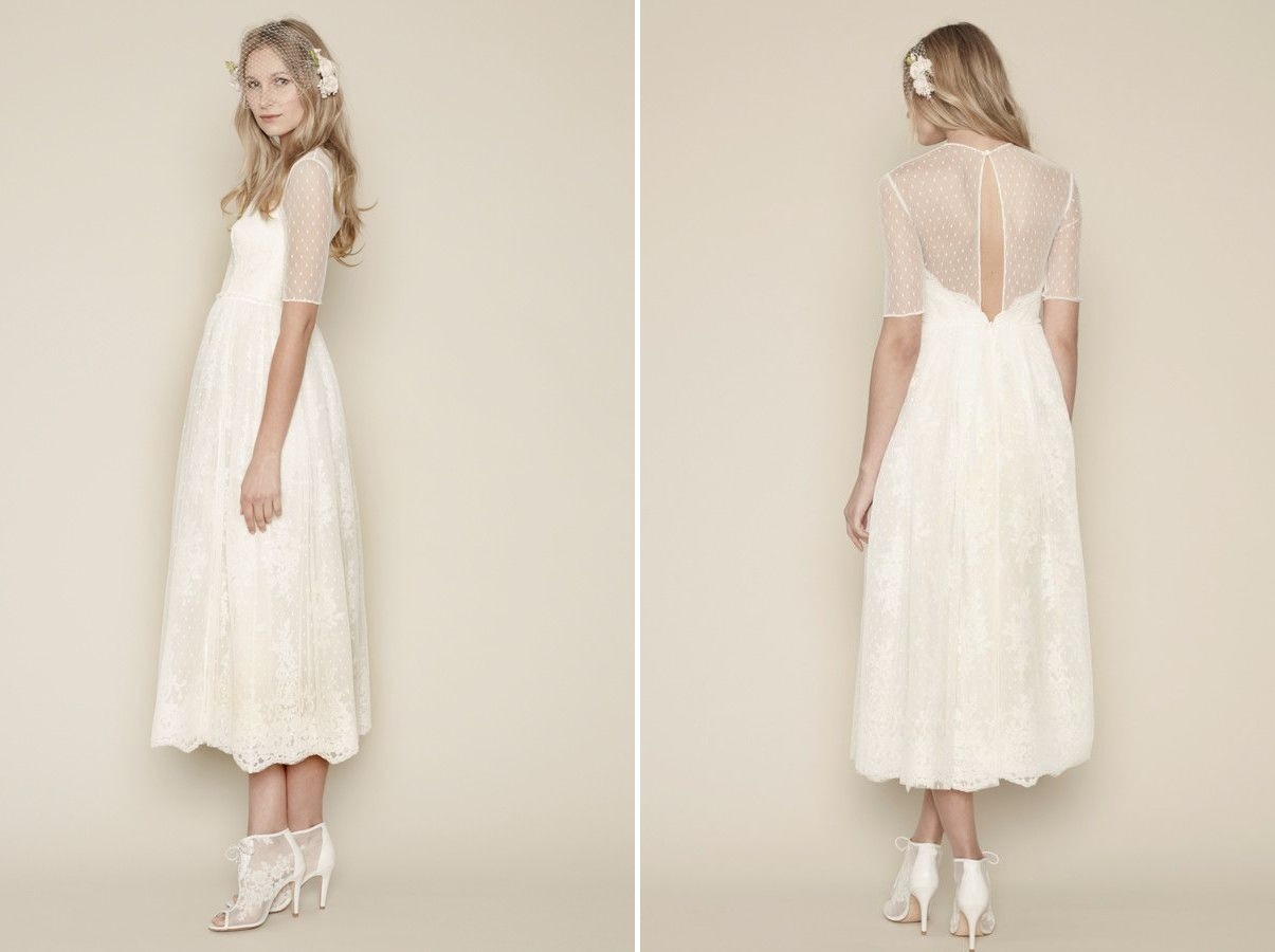 Lilith Wedding Dress From Rue De Seine