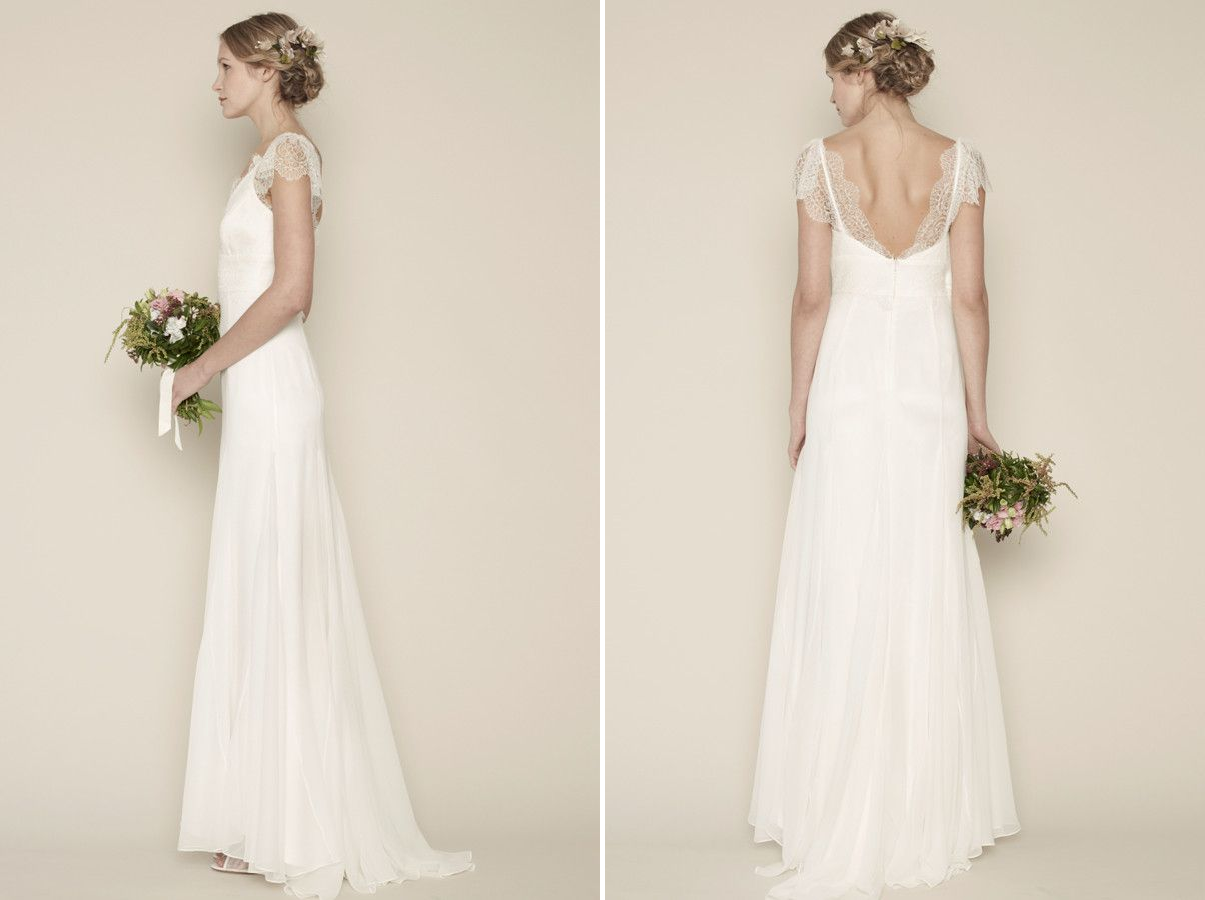 Lisette Wedding Dress from Rue De Seine