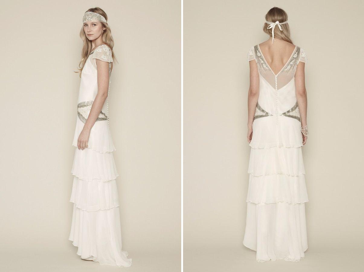 Ruby Wedding Dress from Rue De Seine