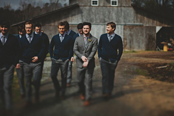 Top Five Grooms & Groomsmen Trends : Chic Vintage Brides